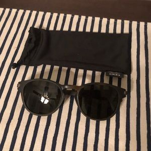 Oakley Latch Matte Brown Tortoise Sunglasses
